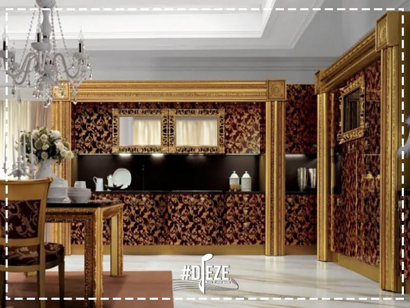 Кухня в стиле Арт-нуво
